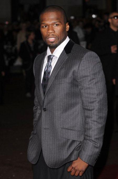 Рэпер 50 Cent потерял 25 килограмм (3 фото)