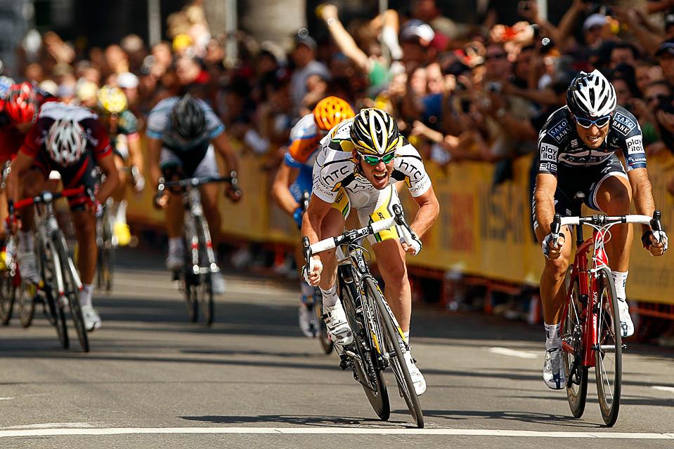 велосипедные гонки фото питание