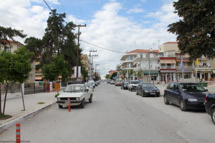 Греция. Прогулка по Кассандре (31 фото)