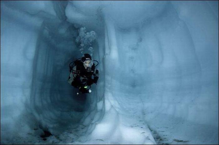 Потрясающие фотографии альпийского озера (10 фото)