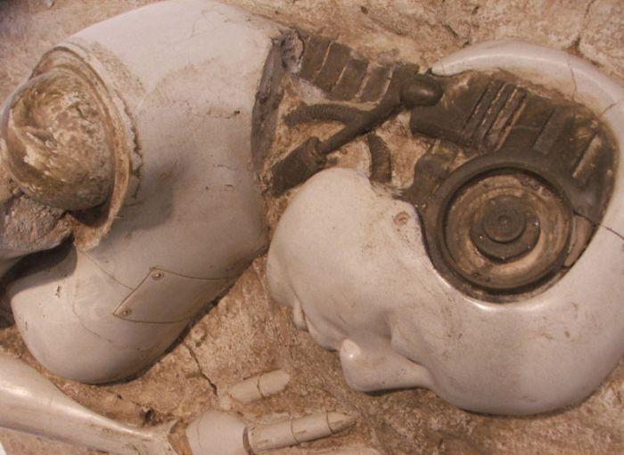 Что найдут во время раскопок (11 фото)