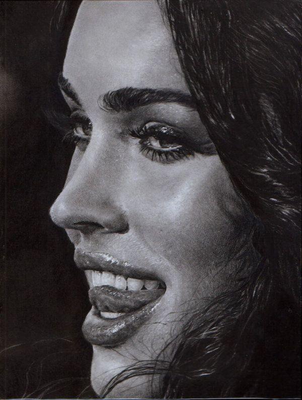 Красивые портреты карандашом 54 фото