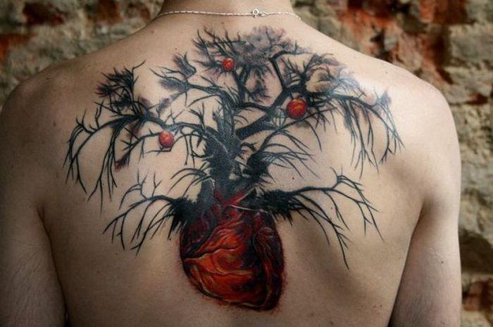 Большая подборка татуировок (80 фото)