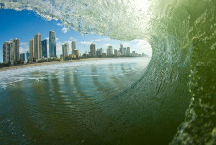Удивительные волны (30 фото)