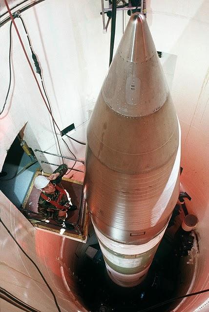 Ракетные шахты (39 фото)
