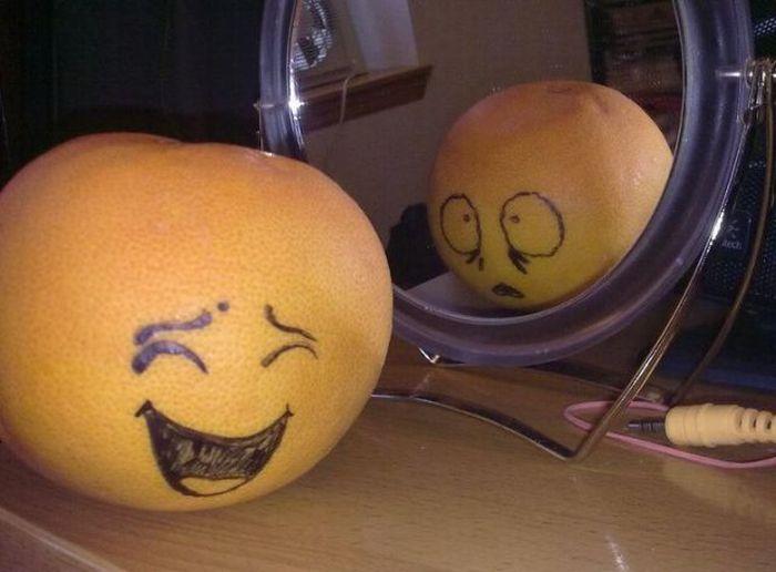 Лето дети, есть апельсин смешные картинки