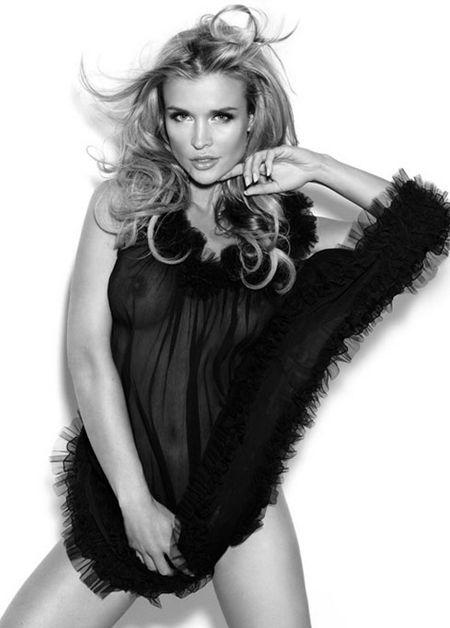 Польская модель Джоанна Крупа (Joanna Krupa)
