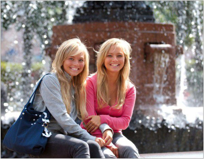 Выпускницы (44 фото)