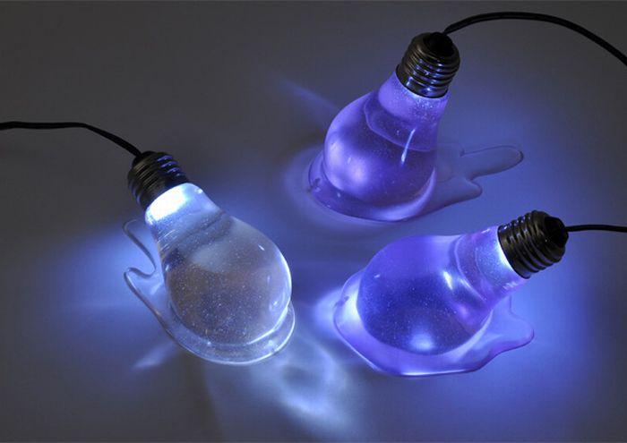 Сделай своими руками светильник из светодиодов