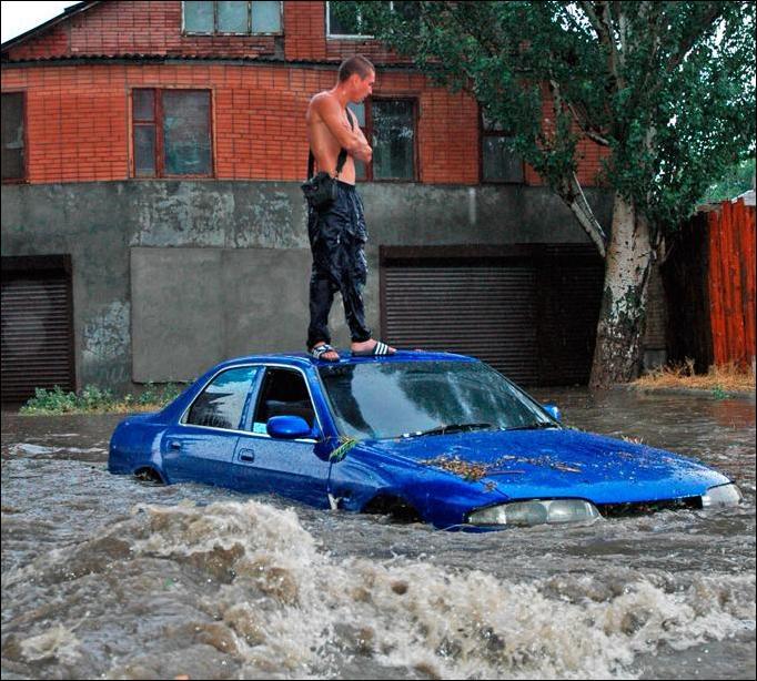 После дождика в Ростове (15 фото)
