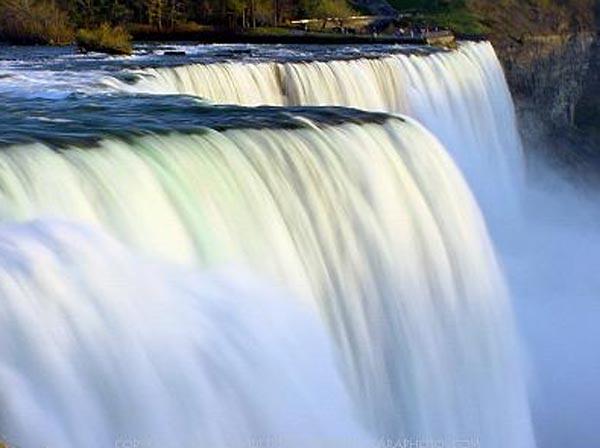 Ниагарский водопад 11 фото