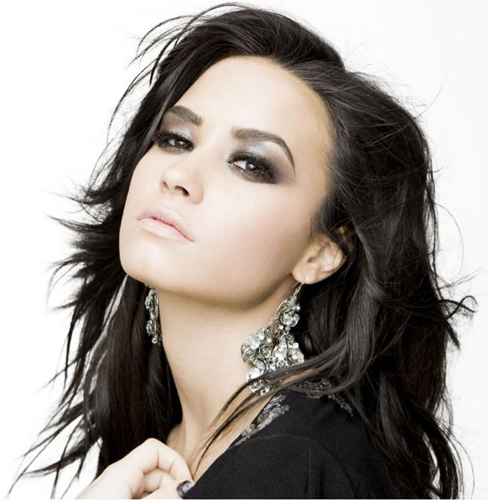 Молодая певица Деми Ловато