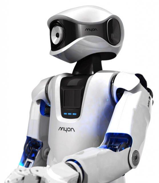 Myon - одноглазый робот