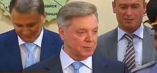 Совет от губернатора московской области Бориса Громова