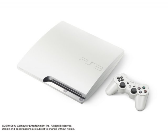 Новая PlayStation 3 Slim
