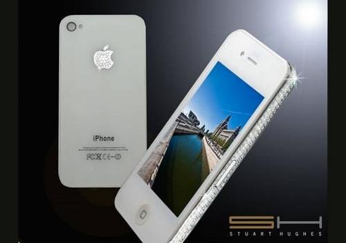 Бриллиантовый iPhone 4 за $20 000
