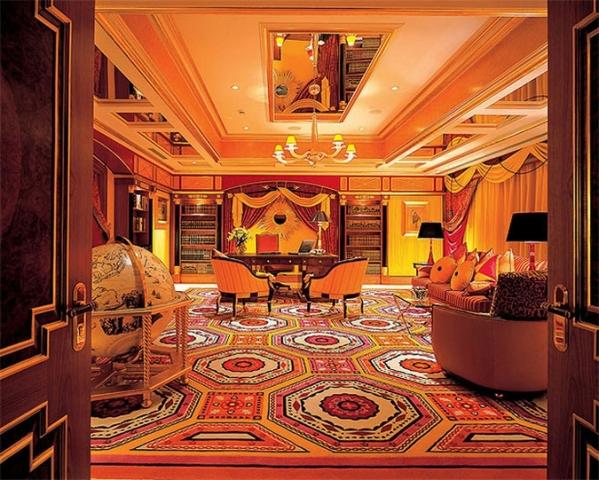 Самые дорогие гостиничные апартаменты