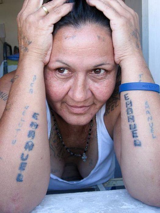 Женская тюрьма в Румынии (65 фото)