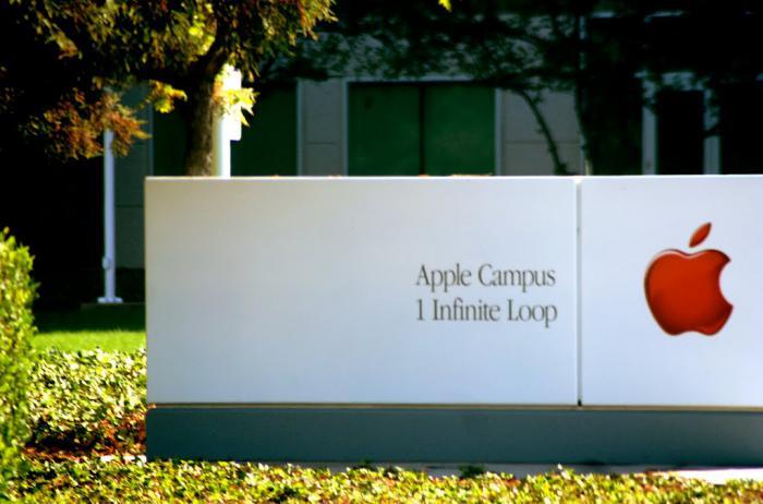 Штаб-квартира Apple (11 фото)