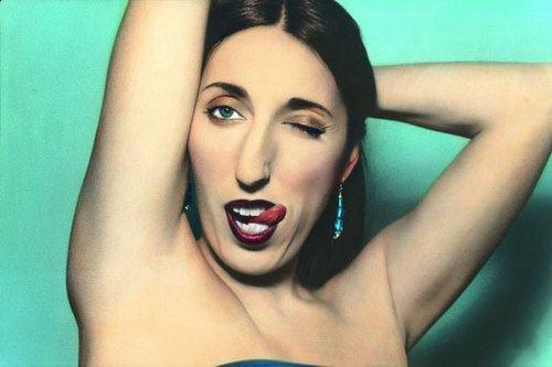Росси де Пальма. Актриса с нестандартной внешностью (10 фото)