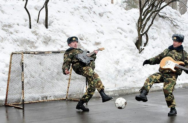 Такое может быть только в России (70 фото)