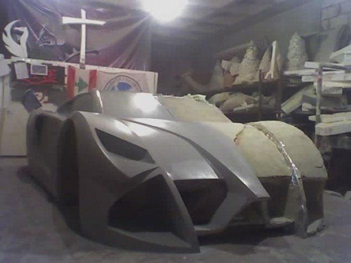 Суперкар в 90 000 долларов