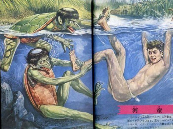 Иллюстрации в детской книжке (36 фото)