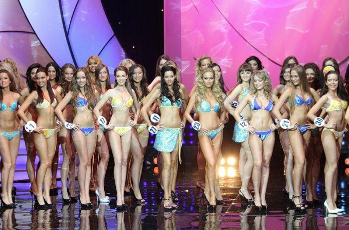 Конкурс голых красавиц фото