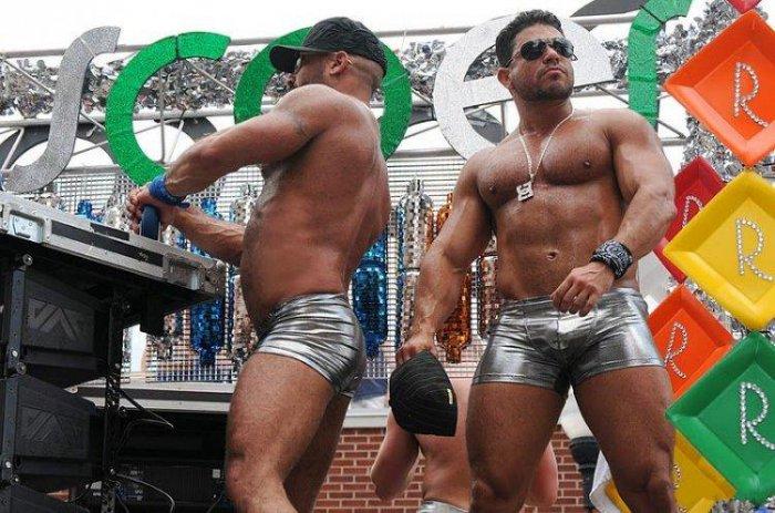 Гей-парад в Чикаго (34 фото)
