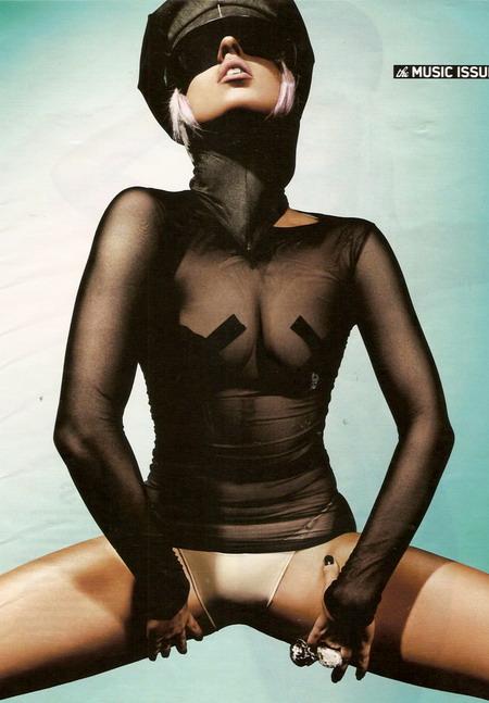 Леди Гага (Lady Gaga) в журнале