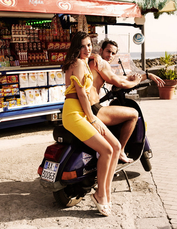 Алиса Миллер для Elle Italia (16 фото)
