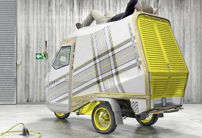 Отличный дом для туриста на колесах - Буфалино (10 фото)