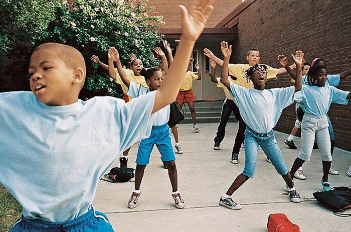 Летние программы для детей в Штатах