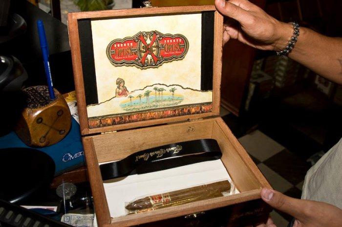 Как делают сигары