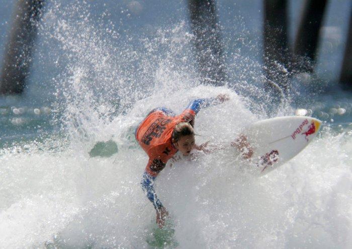 Открытый турнир США по серфингу