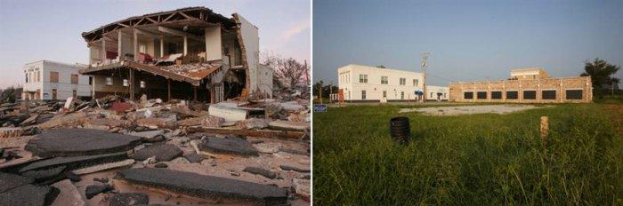 Ураган «Катрина» 5 лет спустя (12 фото)