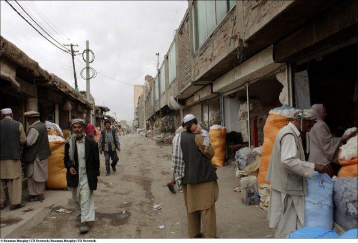 Афганистан в 1994 и 2010 году (22 фото)