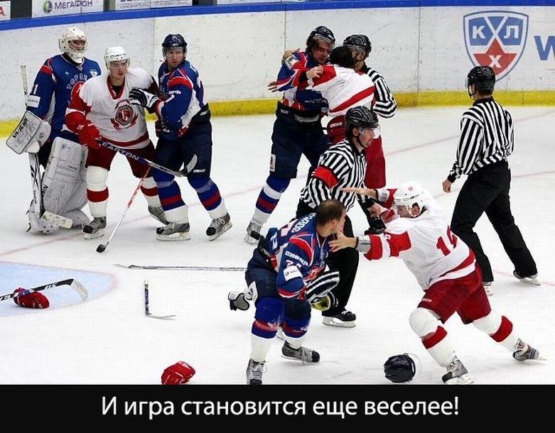 Фото почему хоккей лучше футбола