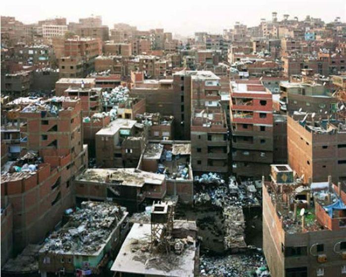 Город мусора (20 фото)