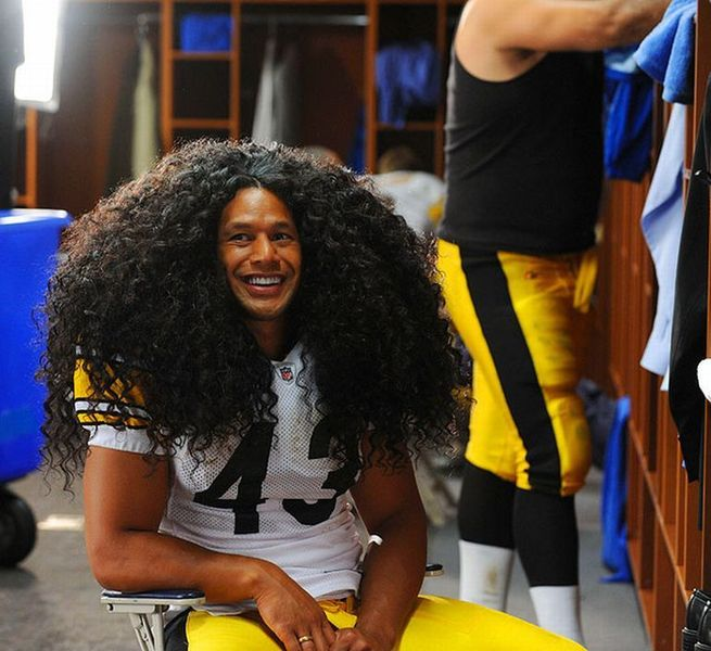 Причёска в миллион долларов (7 фото)
