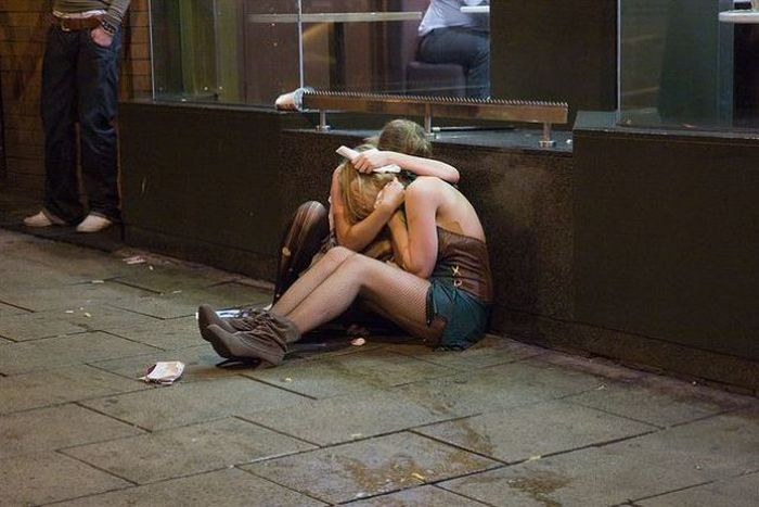 Пьяненькие Англичаночки