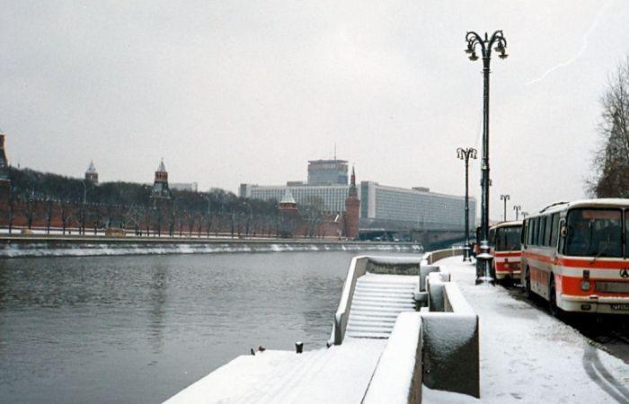 Путешествие британца по СССР (64 фото)