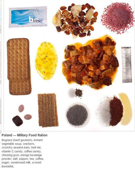 Чем кормят военных в Афганистане (13 фото)