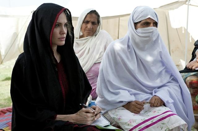 Посол доброй воли ООН Анджелина Джоли