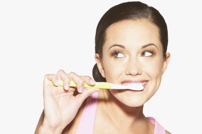 Если не чистить зубы, можно умереть!