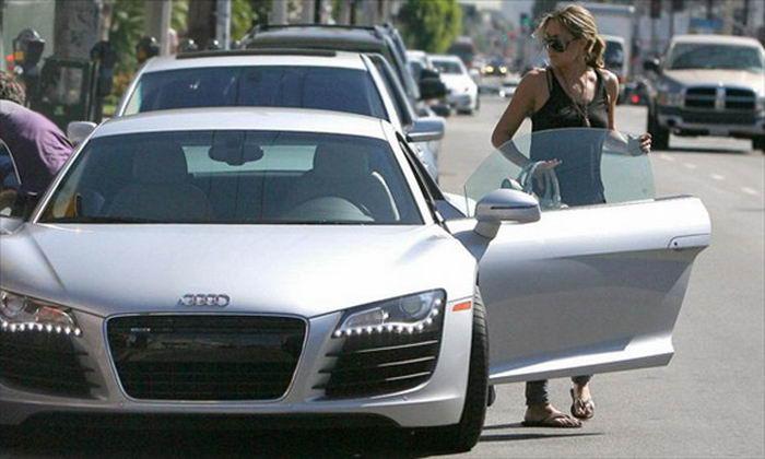 Автомобили знаменитостей (10 фото)