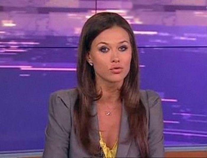 Самые сексуальные ведущие новостей! (10 фото)