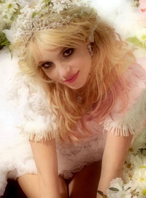 Бритни Спирс в журнале POP (осень/зима 2010)