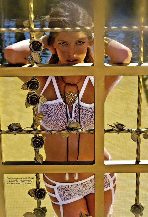 Горячая красотка Хейди Линдгрен