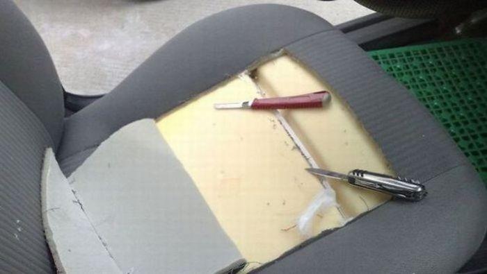 Вентиляция сидений от самоделкина (15 фото)